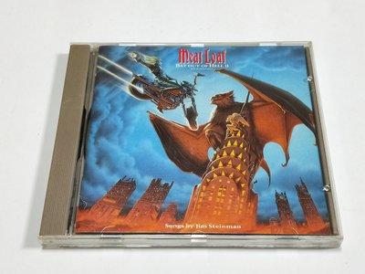昀嫣音樂(CD13) Bat Out of Hell II: Back Into Hell 英國壓片 片況良好