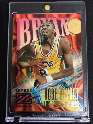 🐍1996-97 Z-Force #142 Kobe Bryant