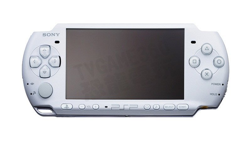 【二手主機】PSP3007型 白色主機 附充電器【台中恐龍電玩】