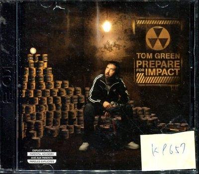 *真音樂* TOM GREEN / PREPARE 2CD 二手 K9657 (封面底破)(下標賣3)