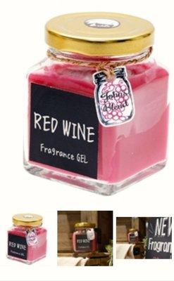 日本Johns Blend 室內居家香氛膏135g 紅酒香