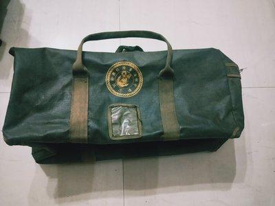 海軍陸戰隊帆布袋/品項如圖長約72公分