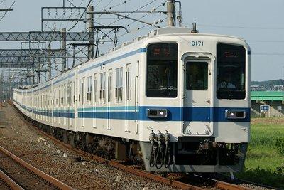 [玩具共和國] KATO 10-1650 東武鉄道8000系(後期更新車) 東上線 8両セット