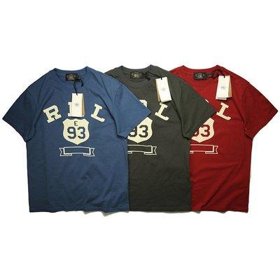 ☆COOKIE@POLO副牌☆RALPH LAUREN旗下品牌-數字LOGO款T恤-100%正品!!要買要快!