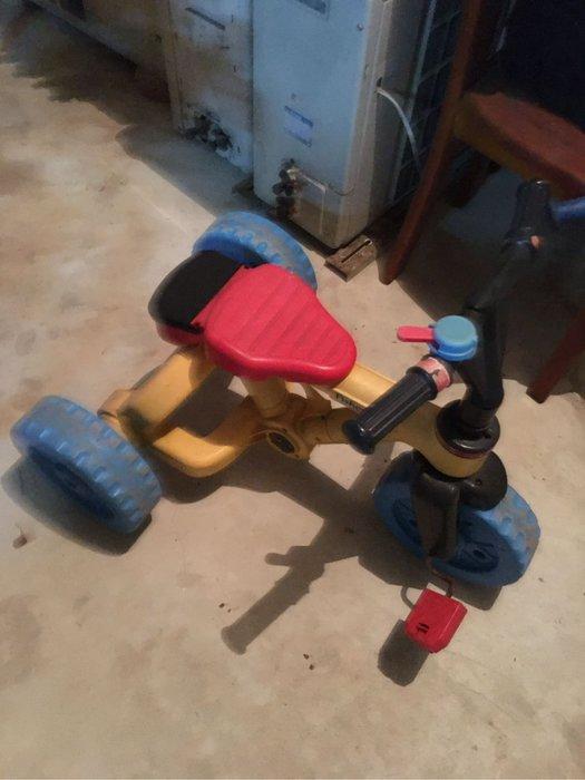 二手寶寶三輪車 兒童三輪車 可面交