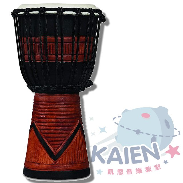 公司貨 8吋金杯鼓 非洲鼓 綁繩 LP713SB 美國製 凱恩音樂教室 Latin Percussion Djembe