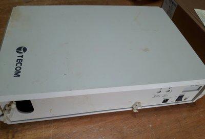 101通訊館~ 二手 東訊 DX-616(308) 電話總機 含自動語音 來電顯示 TECOM