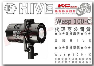 凱西影視器材『 HIVE WASP 100-C 全彩LED燈 單燈 公司貨』PROFOTO卡口 特效燈 自然光 色溫調整