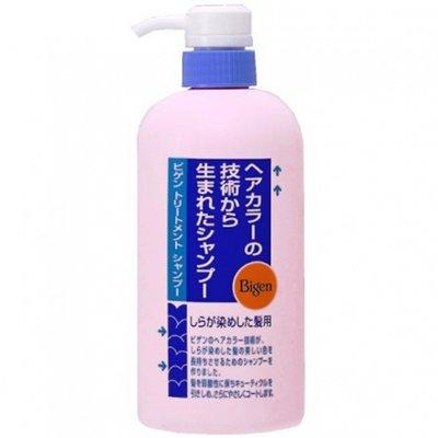*美麗研究院*日本 美源 染髮後護理護色洗髮精 600ml