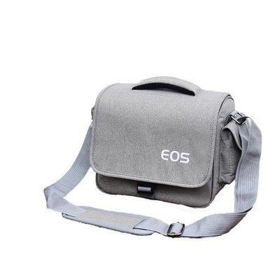 佳能相機包 單反單肩 微單攝影EOS90D70D80D 200D800D M50M6男6D2