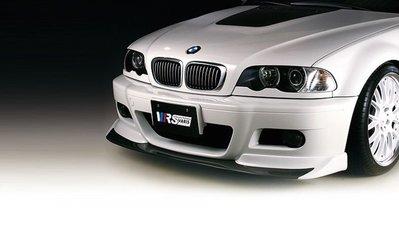 【樂駒】VRS BMW E46 M3 Street 改裝 精品 套件 輕量化 前下巴 碳纖維 carbon