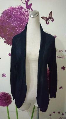 MARLY'S 1981藍色薄款罩衫(115)