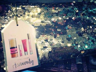 我愛麋鹿 AF東區正品專賣店  Victoria Secret 維多利亞 化妝包