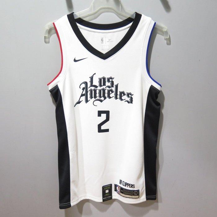 Nike LAC M NK SWGMN JSY CE 19 球衣  AV4644102 男款 白黑【iSport愛運動】