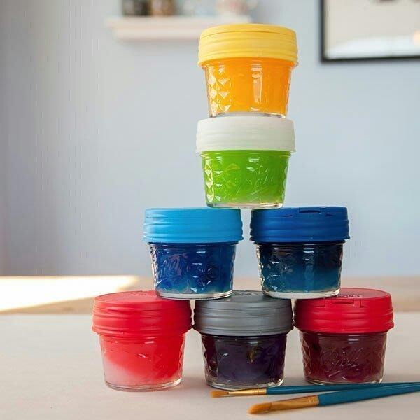 【激安殿堂】reCAP 梅森罐專用掀式瓶蓋(六色)〖窄口〗(環保 飲料 隨身瓶 便當 重複利用 保溫杯 隨行杯 )
