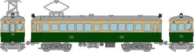 [玩具共和國] 4543736312789 叡山電車デナ21型B(126号車)
