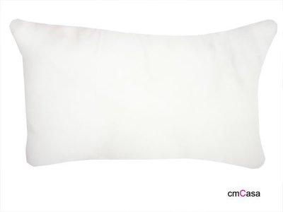 = cmCasa = [2571] 柔實飽滿 30x50棉花抱/腰枕芯 搭配賣場內的抱枕套