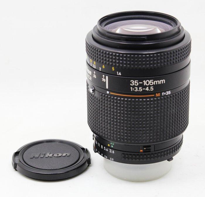 【台南橙市3C】Nikon AF 35-105mm f3.5-4.5 變焦 單眼 鏡頭 二手 # 06295