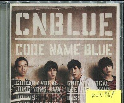 *真音樂* CNBLUE / CODE NAME BLUE 二手 K25969