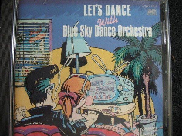 Let's Dance / Blue Sky Dance Orchestra -1984年日本盤 -361元起標J163