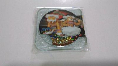 神奇寶貝pokemon tretta bs02彈 土地雲 透明卡