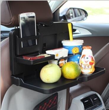 汽車用飲料架託盤 車載餐桌餐盤車用餐桌 可折疊支架 SD-1503#10948