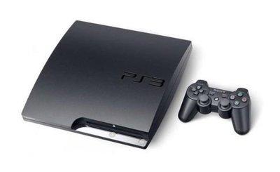 【飛鴻數位】PS3 薄型160g 主機 型號:CECH 3007a 黑色(二手商品)『光華商場自取』