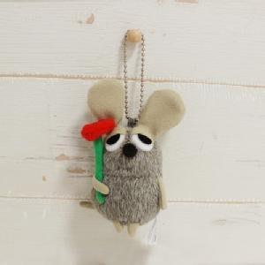 【秘密閣樓】日本Leo Lionni's Friends 田鼠阿佛 娃娃 玩偶 吊飾 日本代購