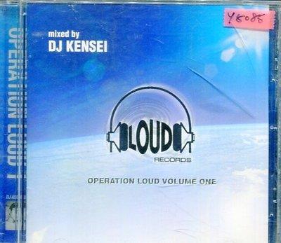 *還有唱片行* OPERATION LOUD VOLUME ONE 二手 Y5085
