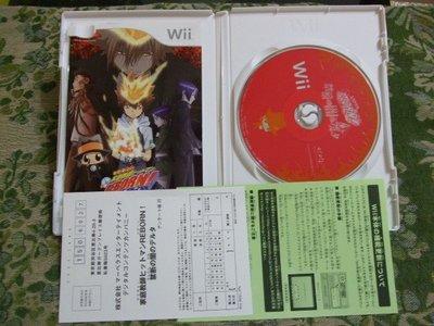 ※現貨『懷舊電玩食堂』《正日本原版、盒裝+附回函卡、Wii U可玩》【Wii】家庭教師 REBORN 禁忌的黑暗三角