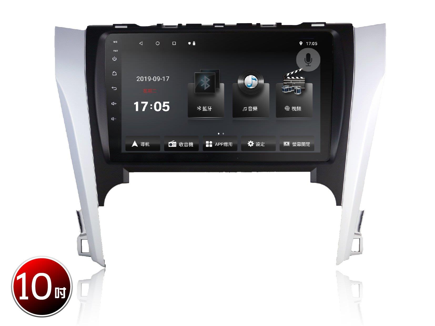【全昇音響 】12CAMRY V33 專用機 八核心 IPS全觸控電容屏液晶螢幕,觸控全貼合生產工藝,亮度/飽合度再提升