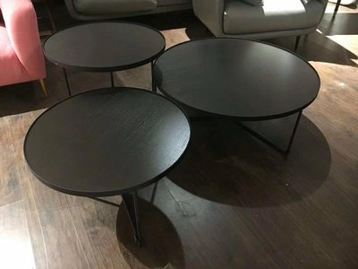 【順發傢俱】客製傢俱~三件式茶几,大中小,尺寸都可訂製 可單買