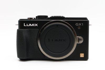 【高雄青蘋果3C】Panasonic Lumix DMC-GX1 黑 單機身 二手相機 #32484