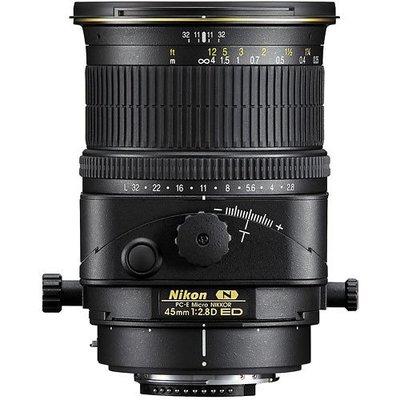 *兆華國際* Nikon PC-E MICRO NIKKOR 45mm F2.8D ED 國祥公司貨