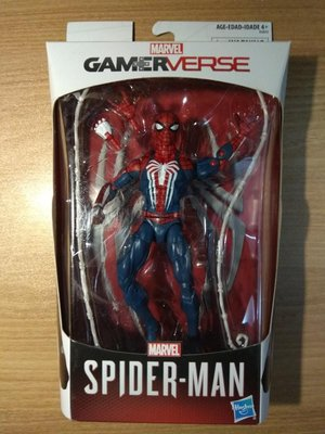 Marvel Legends Spiderman PS4 Gamer verse
