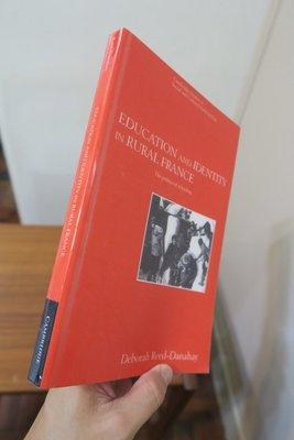 【英文舊書】[法國]Education and Identity in Rural France | Cambridge