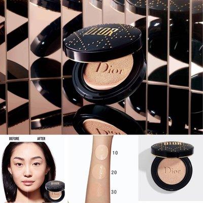 Dior 2019春季限量恆久貼肌氣墊粉底 - 珍藏版(高級訂製時裝—Forever皮革氣墊限量版)