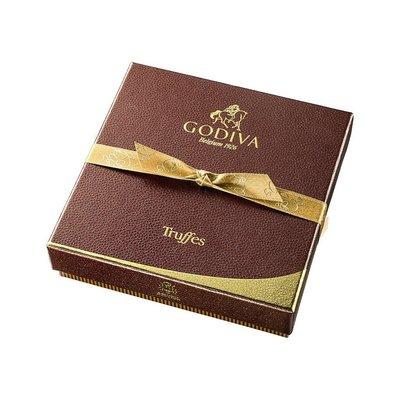 (缺貨中勿下標)請先詢問[要預購] 英國代購 比利時GODIVA 松露巧克力禮盒 9入