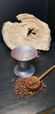 柴燒手沖咖啡濾杯2