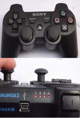 PS3把手 / PS3 / 原廠控制器 / 二手極新 / 無線震動 / 手把 / 極致黑