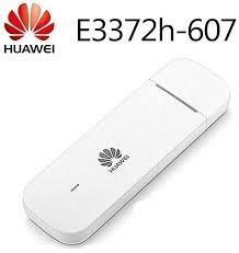 【送轉卡】華為E3372h-607 台灣全頻4G LTE SIM行動網卡無線路由器另售E8372 E3372 MF79U