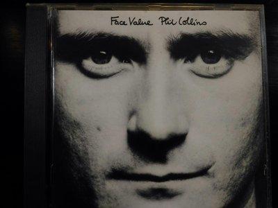 Phil Collins ~ Face Value。