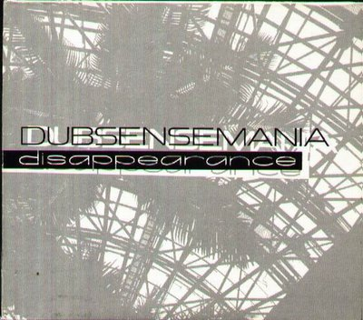 八八 - DUBSENSEMANIA - disappearance - 日版