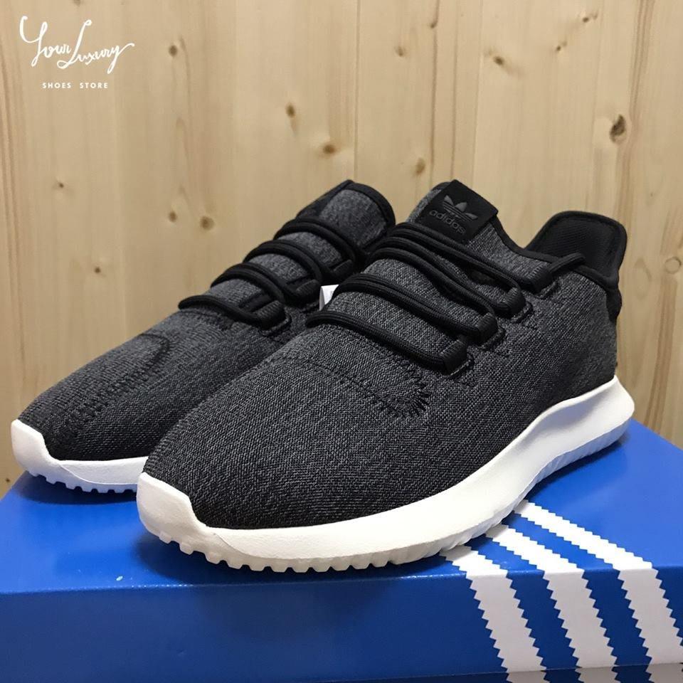 new product 6a96f 81be7 Luxuy】Adidas Tubular Shadow W 黑白奶油底小350 女鞋CQ2460 ...