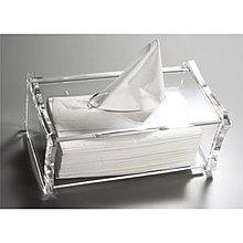 壓克力衛生紙盒 (厚)  SF-359