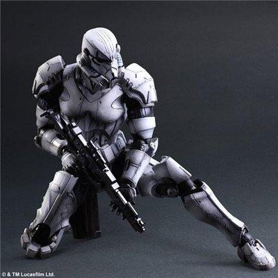 惠美玩品 歐美系列 PA改 公仔 1507 Stormtrooper 白兵 風暴兵 ver