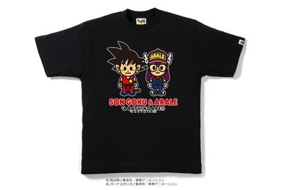 【日貨代購CITY】APE x DRAGON BALL & DR. SLUMP TEE 1 七龍珠 丁小雨 現貨