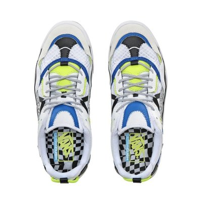 [Spun Shop] Vans Varix Wc DISTORT CHECK 拼接
