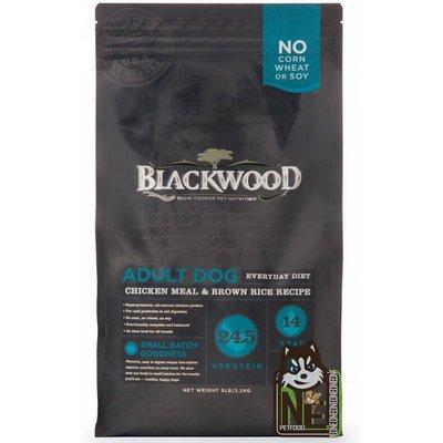 【萬倍富】柏萊富-Blackwood 狗飼料乾糧 特調成犬活力配方(雞肉+糙米) 6.8KG(15LB) 台北市