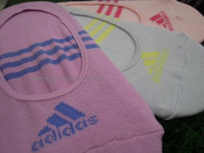 全新 adidas Golf 女用船型襪 舒適不悶濕 隱形襪 3雙一組